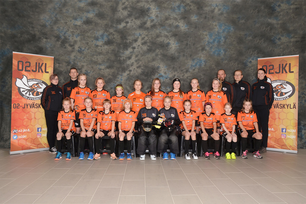 O2 D-juniorit 2014-15